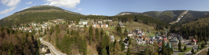 Panorama Spindlermühle