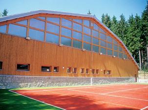 Tennis - Ziegelmehl - Spindlermühle