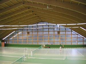 Tennis - Tennishalle - Spindlermühle